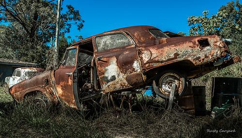 rust photo