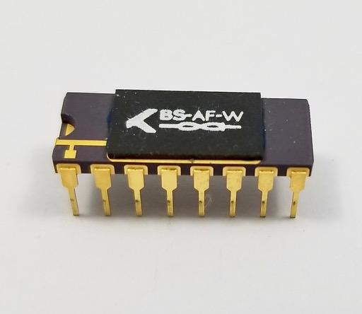 BS-AF-W Memristor Chip