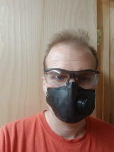 NanoHack Mask