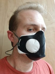 Finished N-95 Substitute Mask