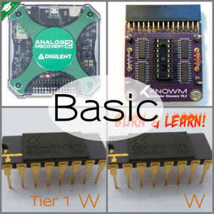 Knowm Basic Memristor Introductory Kit