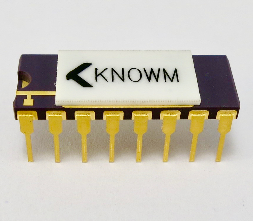 Knowm Memristor Carbon Chip