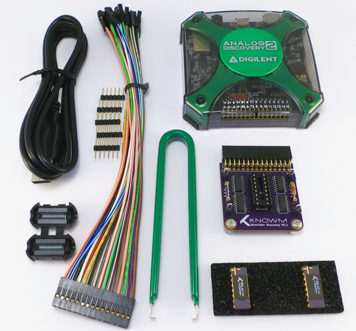 Memristor Discovery Basic Kit