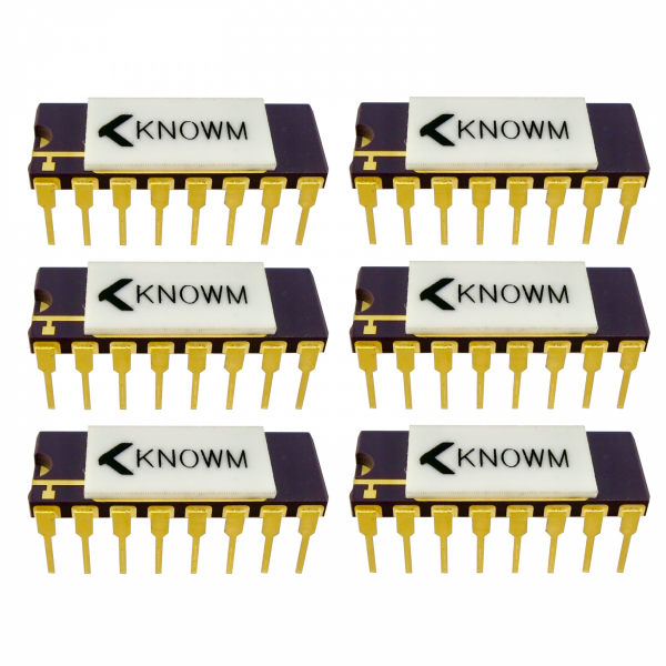 Knowm Carbon SDC Memristor Six Pack
