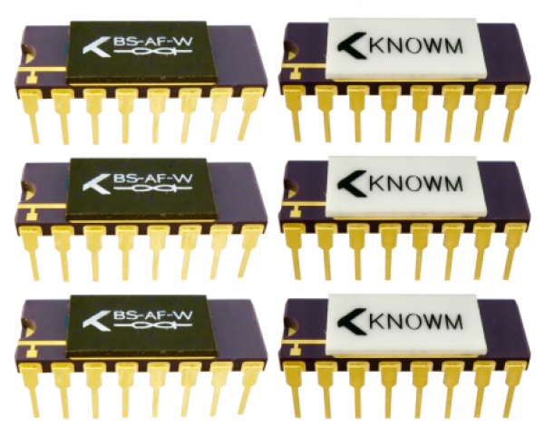 Knowm Carbon Tungsten Mixed Memristor Six Pack