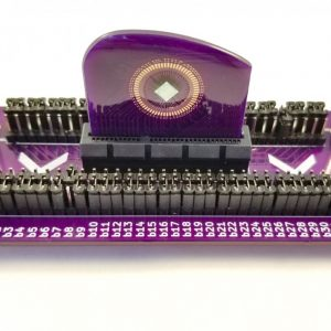 Knowm Crossbar Breakout Board with Chip