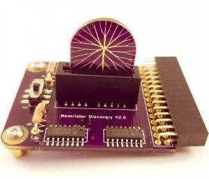 Knowm Memristor Discovery V2 Board with Chip