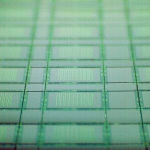 Sn Knowm Memristor wafer