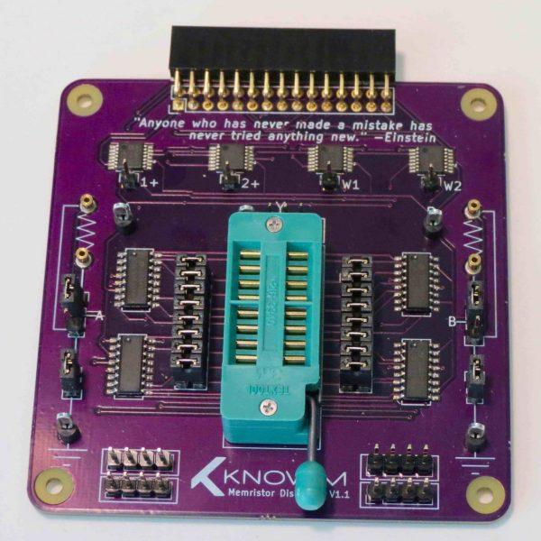 Memristor Discovery V1.x