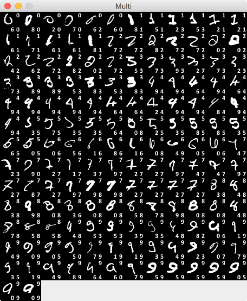 MNIST Digits Incorrectly Labeled