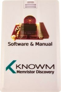 Memristor Discovery Manual Front