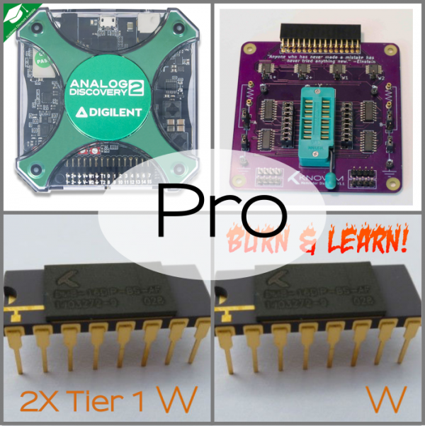 Knowm Pro Memristor Introductory Kit