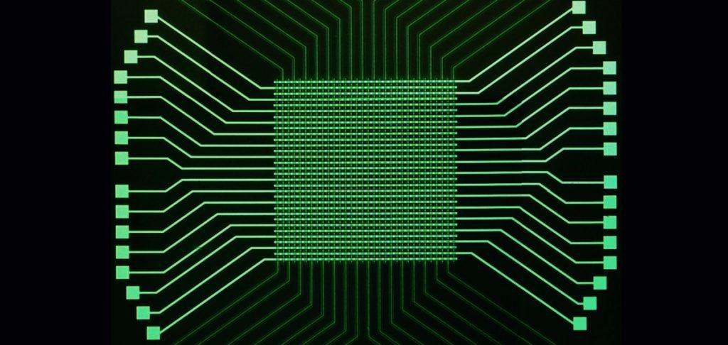 Knowm Memristor Crossbar Array