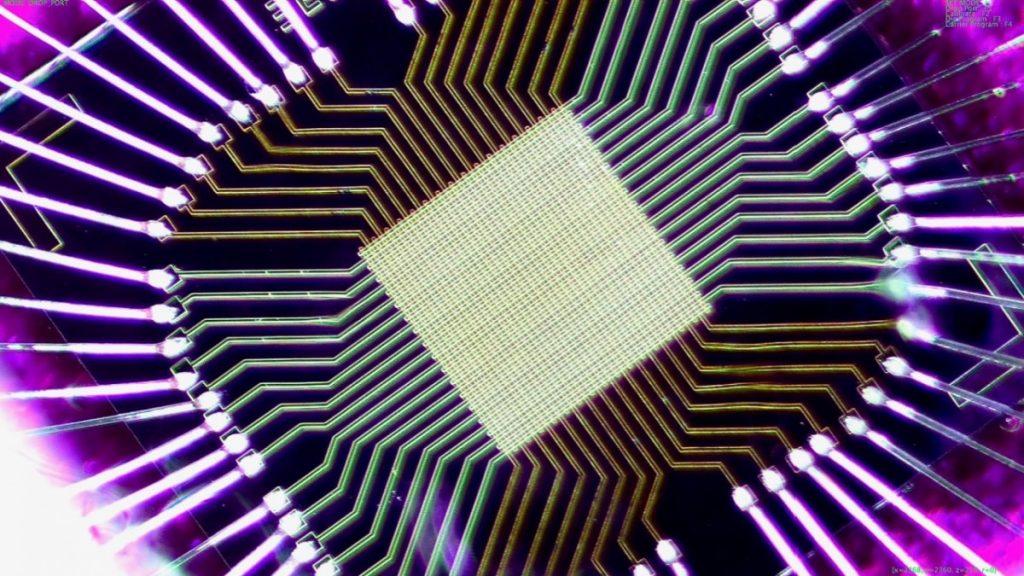 Knowm 32X32 Memristor Crossbar
