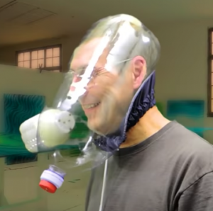 Advanced Bottle Head Gas Mask