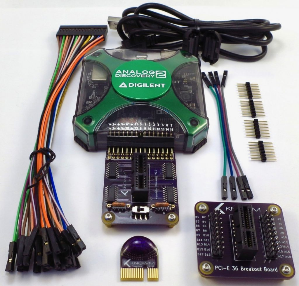 A Review of USB Oscilloscopes with Software Development Kits