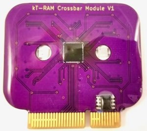 kT-RAM Server Crossbar Module (Back)