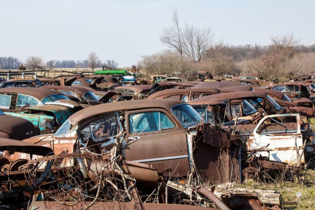 A Rusty Machine is a Dead Machine