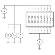 Memristor Discovery Circuit